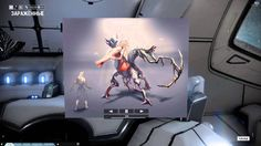 #Warframe gallery - infested