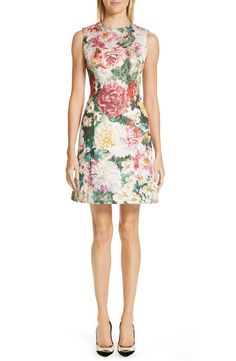 Shop a great selection of Dolce&Gabbana Floral Print Brocade Dress. Find new offer and Similar products for Dolce&Gabbana Floral Print Brocade Dress. Ruched Dress, Silk Dress, Short Dresses, Dresses For Work, Summer Dresses, Best Wedding Guest Dresses, Brocade Dresses, Royal Dresses, Stripped Dress