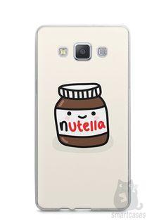 Capa Samsung A5 Nutella #2 - SmartCases - Acessórios para celulares e tablets :)
