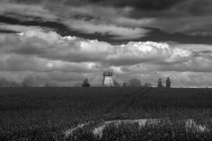 Imprints of yesteryears Part 1 - Windmill in the middle of nowhere