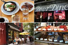 """Bedford-Stuyvesant/Fort Greene/Clinton Hill- a picture of quintessential Brooklyn.  Includes """"best"""" fried chicken, way to spend your weekend, bookstore, and dive bar."""