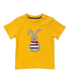 Another great find on #zulily! Yellow Rabbit Organic Tee - Infant & Toddler #zulilyfinds