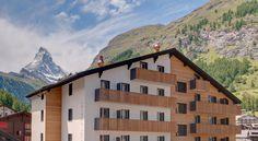 HOTEL|スイス・ツェルマットのホテル>客室からはマッターホルンの素晴らしい景色を望めます>ホテル ブリストル(Hotel Bristol)