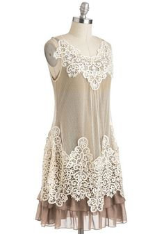 Dreams and Sugar Dress, #ModCloth - perfect for a night at the local speakeasy.