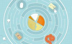 10 user-engaging ways to create interactive infographics -  illustrations by FFunction