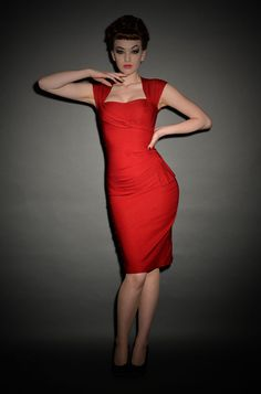 Deadly is the Female is a Somerset based boutique and web shop specialising in 40s and 50s Hollywood style fashion. We stock Stop Staring, Bettie Page, Deadly Dames, Pinup Couture and many more...