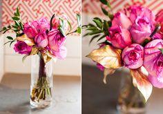 Modern geometric Austin, Texas wedding: Allison + Shun