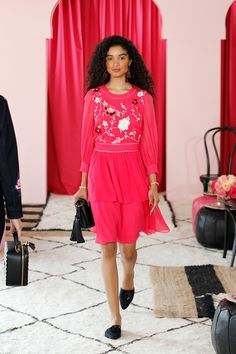 Kate Spade New York Spring 2017 Ready-to-Wear Fashion Show Collection