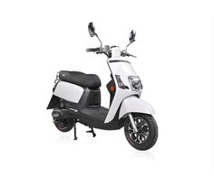 Pure white, pure electric... http://www.rakxe.com/Electric-Scooter-RK-S1312_p258.html