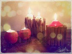 140meter Herbst DIY Candles