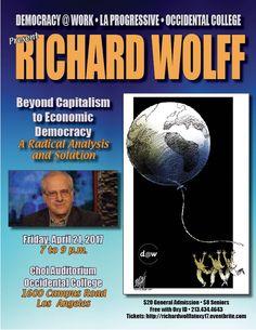 Richard Wolff: Beyond Capitalism to Economic Democracy