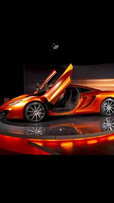 McLaren my LOVE for Mclarens means all my cars in movies would be by them Maserati, Bugatti, Lamborghini, Ferrari, Mclaren Mp4 12c, Mclaren Cars, Audi, Porsche, My Dream Car