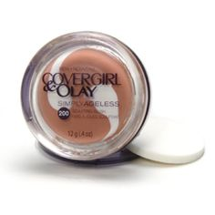 CoverGirl Simply Ageless Sculpting Blush, Plush Peach 200, 0.4-Ounce Jar *** Want to know more, click on the image.