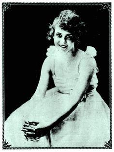 JUNE CAPRICE - (PALCOS E TELAS, August 21, 1919, Rio de Janeiro, Brazil)