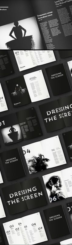 British Council Fashion Motograph (D&AD New Blood 2014) on Behance