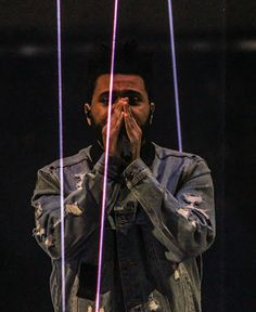 San Antonio the first photo is my favourite, he's so cute ❤️ || #TheWeeknd || : @961nowsa