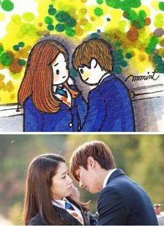 Park shin hye - Lee min ho - the heirs  KIM444.COM 온라인카지노 실시간카지노  KIM444.COM 온라인카지노 실시간카지노
