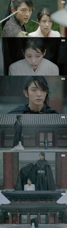 Added episode 11 captures for the Korean drama 'Scarlet Heart: Ryeo'.