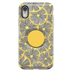 OtterBox Apple iPhone XR Otter + Pop Symmetry Case (with PopTop) - Always Tarty Iphone 10, Coque Iphone, Iphone Phone Cases, Apple Iphone, Cute Cases, Cute Phone Cases, Otter Pops, Aesthetic Phone Case, Ipad