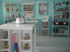 craft room ideas! decorate-my-house