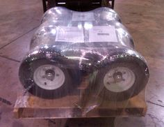 Removable Wheels Pneumatic Wheel Casters for Portable Storage