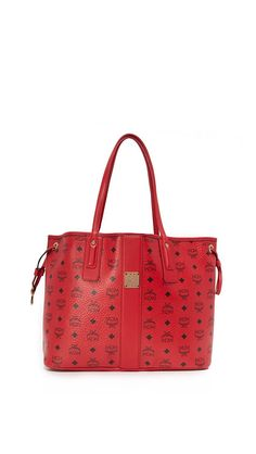 MCM Women's Reversible Shopper Tote ** You can find more details by visiting the image link.