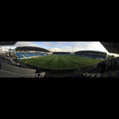 Chesterfield away.