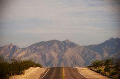 Tucson AZ Santa Catalina Mountain - did it!  Checked off my bucket list.