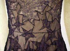 Evening dress (image 3 - detail) | Madeleine Vionnet | French | 1937 | silk, cotton | Metropolitan Museum of Art | Accession Number: 1979.344.4a, b