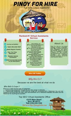#PinoyForHire Is An Ideal Outsourcing Solution