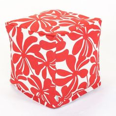 Majestic Home Goods Red Plantation Cube Small ** This is an Amazon Associate's Pin. Click the VISIT button to enter the Amazon website.