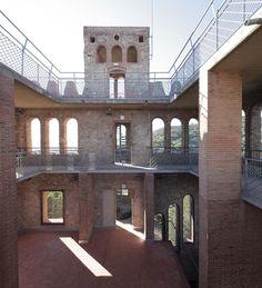 Rehabilitation of Torre del Baró
