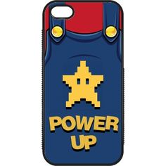 Love the Well, if you love any of those things, then you must be a fan of powering up! This overall dressed iPhone 5 case is perfect for the fan of all things retro. Funny Phone Cases, Iphone Cases, Mario, Video Games, Fan, Retro, Videogames, Video Game, I Phone Cases