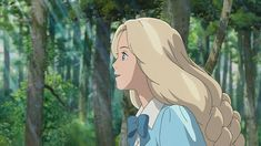 Omoide no Mânî When Marnie Was There, Aesthetic Desktop Wallpaper, Aesthetic Japan, Ghibli Movies, Hayao Miyazaki, Anime Guys, Anime Art, Aurora Sleeping Beauty, Character Design