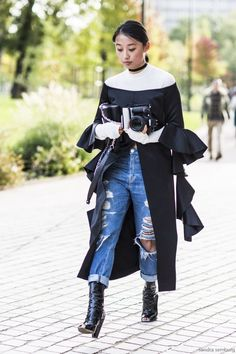Margaret Zhang and the art of layering