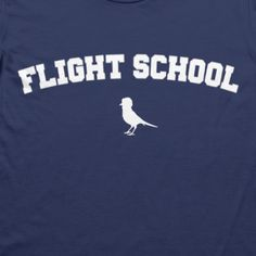 The Original Flight School Tee tee by the #aviationoutfiters, Stick&Rudder. View more #aviation #lifestyle tees in our our #onlinestore! #pilot #aviator #lifestylebrand #fashion #fashionblogger #planes #crew #crewlife #avgeeks #instapilot #backcountrypilot #madeinusa