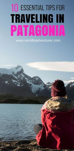 Patagonia travel Chile | Patagonia travel Argentina | Patagonia travel itinerary | destinations & where to go in Patagonia | hiking | road trip adventure travel | tips | post | ideas | backpacking South America.