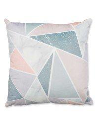 Kirkton House Tangran Cushion Cushions Throw Pillows Home Accessories