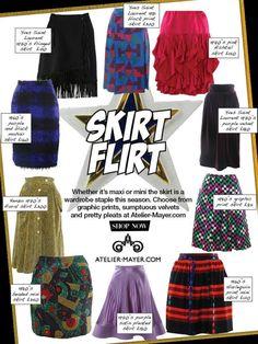 Skirt Flirt