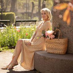 #indiska #myindiska #fashion #summer #style Holiday Wardrobe, Straw Bag, Sunshine, Summer, Bags, Style, Fashion, Handbags, Summer Time