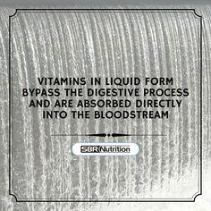 Liquid Vitamins, Digestion Process, Pills, Inventions, Hacks, Tips