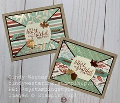 Fun Fold Cards, Folded Cards, Fall Cards, Xmas Cards, Stamping Up Cards, Thanksgiving Cards, Card Sketches, Paper Cards, Greeting Cards Handmade