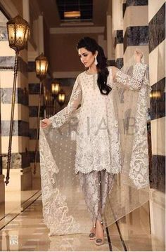 Maria B Mbroidered Eid Collection Best Women Dresses Pakistani Couture, Pakistani Outfits, Pakistani Bridal, Indian Outfits, Pakistani Clothing, Indian Bridal, Eid Dresses, Indian Dresses, Bridal Dresses