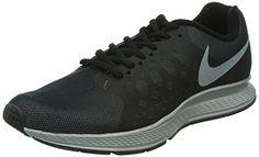 Nike Men's Zoom Pegasus 31 Flash Blac…
