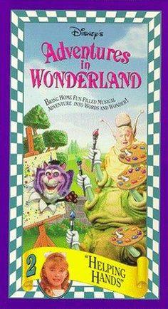 Adventures in Wonderland (TV Series 1992–1994)