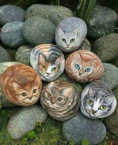 Рисунок на камне...