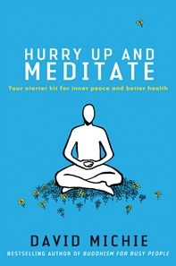 Hurry Up and Meditate by David Michie.