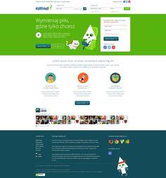 Rapide.pl Webdesign #webdesign #web #design #piotr #wolniewicz #portfolio #inspiration #redesign