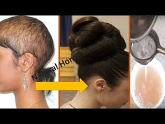 World's Best Hair Growth Remedy to Grow your Hair in Just 4 Weeks, Stops Hair Fall ll NGWorld Hair Mask For Growth, Hair Remedies For Growth, Hair Growth Treatment, Hair Growth Oil, Natural Hair Regrowth, Natural Hair Styles, Extreme Hair Growth, Pelo Afro, Regrow Hair