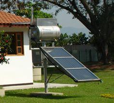 aquecimento solar térmico